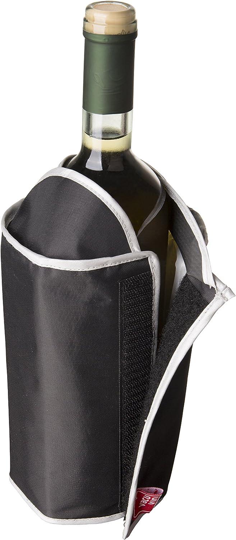 Vacu Vin 38704606/Actif//Seau Exclusif Plastique 4 x 15 x 21 cm Plastique Marron