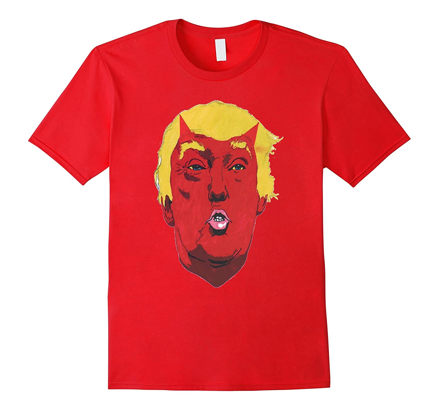 Anti-Trump for President 2016 T-Shirt-FL