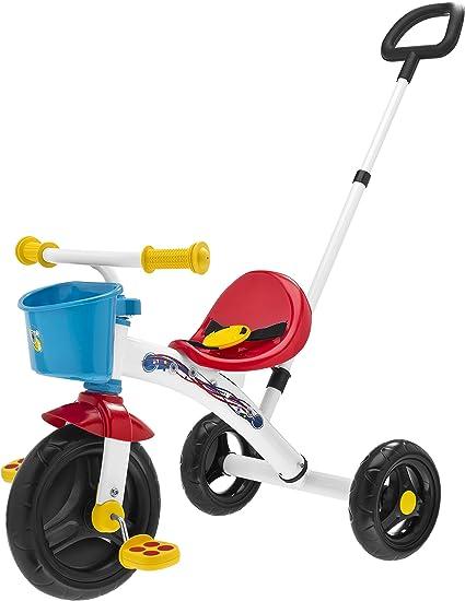 Chicco-00007412000000 Big & Small Triciclo, Color Azul, 500 ml ...