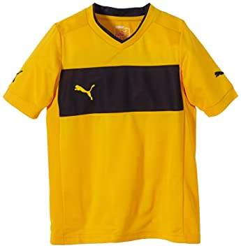 09e334402c7 Puma Power Cat 3.12 Boy s Shirt  Amazon.co.uk  Sports   Outdoors