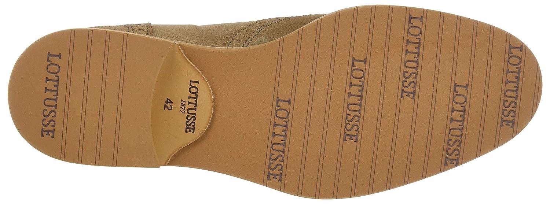 Lottusse Herren T2039 Brogues: : Schuhe & Handtaschen