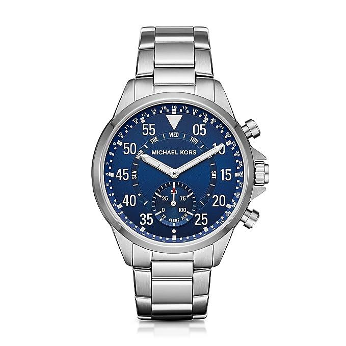 Amazon.com: Michael Kors Gage - Reloj inteligente híbrido de ...