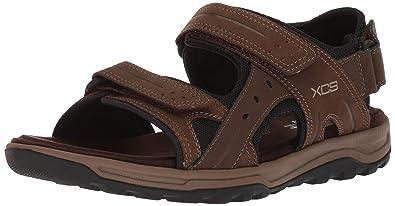 e2d0fa4cc62 Rockport Men s Trail Technique Velcro Sandal Sandal