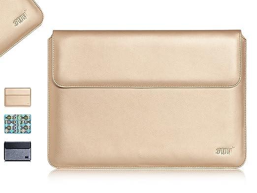 2 opinioni per iPad Pro 12.9 Borsa, Custodia iPad Pro 10.5, Fyy® [Oro Lusso] 100% Mamofatto