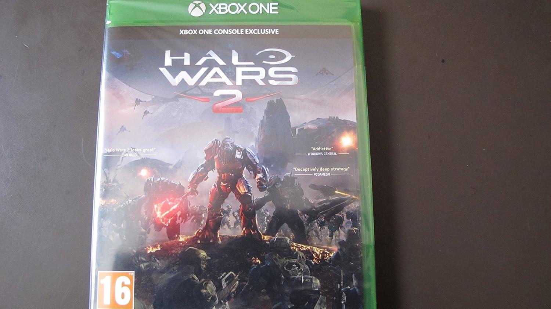 Halo Wars 2 (XONE) (PEGI) [Importación alemana]: Amazon.es ...