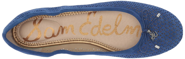 Sam Edelman B(M) Women's Felicia 2 Ballet Flat B01J6KO5UU 9 B(M) Edelman US|Indigo Blue Suede c3cbb6
