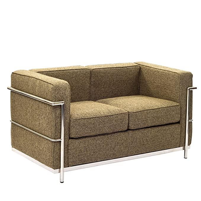 Amazon.com: Charles Petite Loveseat: Kitchen & Dining