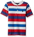 Amazon Price History for:U.S. Polo Assn. Boys' Printed Slub Henley T-Shirt