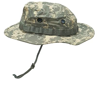 0d35efbf7b6 Image Unavailable. Image not available for. Color  US Army Genuine Military  Issue Nylon Cotton Ripstop Boonie Hat