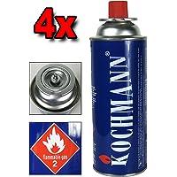 4x Gaskartuschen 227g. MSF1a Kochmann