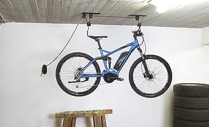 Fischer ProfiPlus Soporte para bicicleta, Unisex adulto, Soporte ...