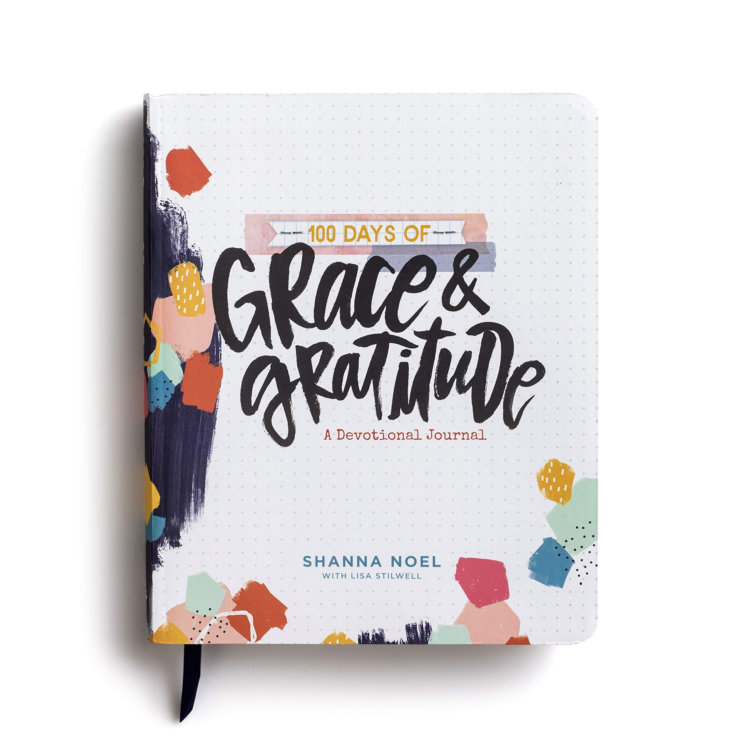 100 Days of Grace & Gratitude: A Devotional Journal by DaySpring