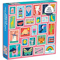 Travel Stamps 500pc Puzzles