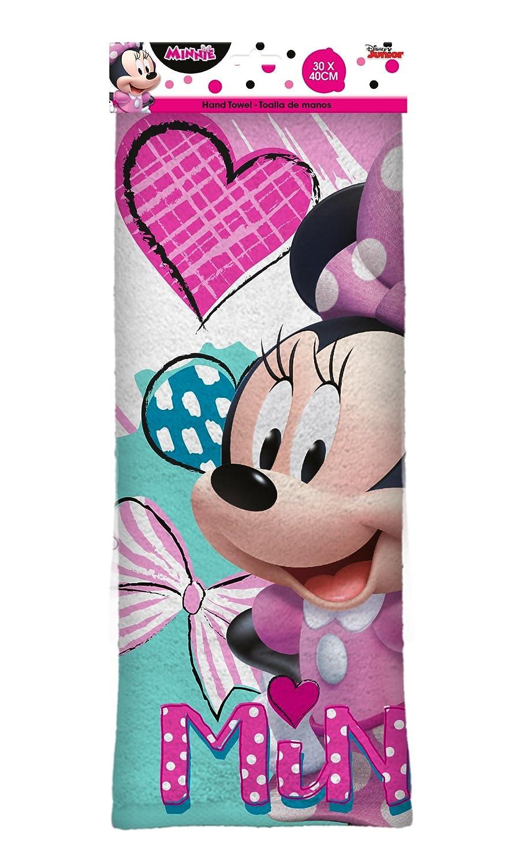 WD19472 Minnie Serviette De Bain Disney