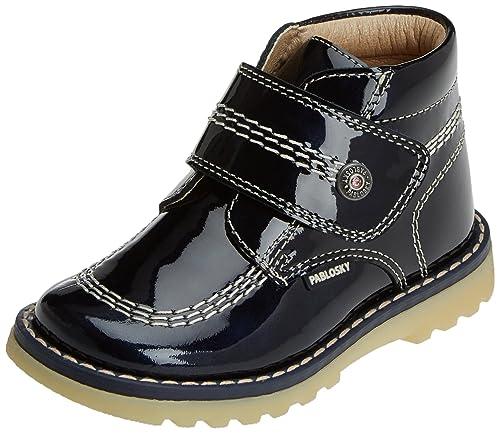 Pablosky 448329, Botines para Niñas, (Azul), 31 EU: Amazon.es: Zapatos y complementos