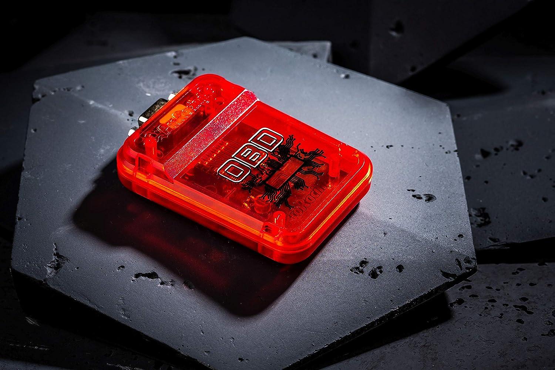 Chip Tuning OBD 2 f/ür O.P.E.L ASTRA 2004-2014 1.6 105 HP 77 kW H