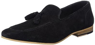 94d8d5cbd8 KG by Kurt Geiger Men's Denton Loafers, (Black), 8 UK 42 EU: Amazon ...