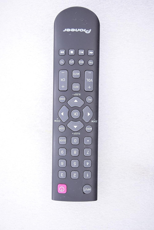 Pioneer ple-4005fhd TV mando a distancia y manual de instrucciones 20641: Amazon.es: Electrónica