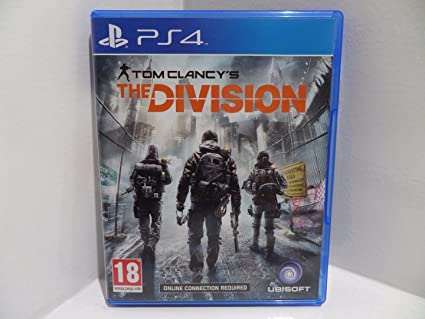 Tom Clancy's The Division (PS4): Amazon co uk: PC & Video Games