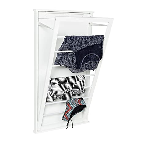Amazon.com: Honey-Can-Do dry-04445 montado en pared rack de ...