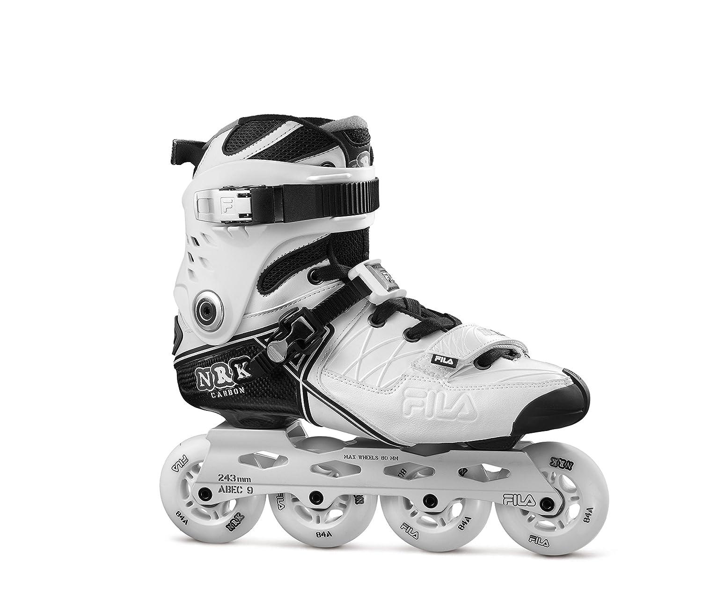a9e9851ee86 Fila NRK Carbon Inline Skates, Unisex, NRK CARBON: Amazon.co.uk: Sports &  Outdoors