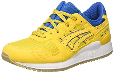 asics gel lyte iii mens running trainers