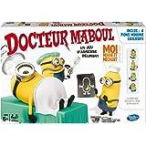 Hasbro - A25764470 - Jeu D'action Et De Réflexe - Dr Maboul - Moi Moche Et Méchant