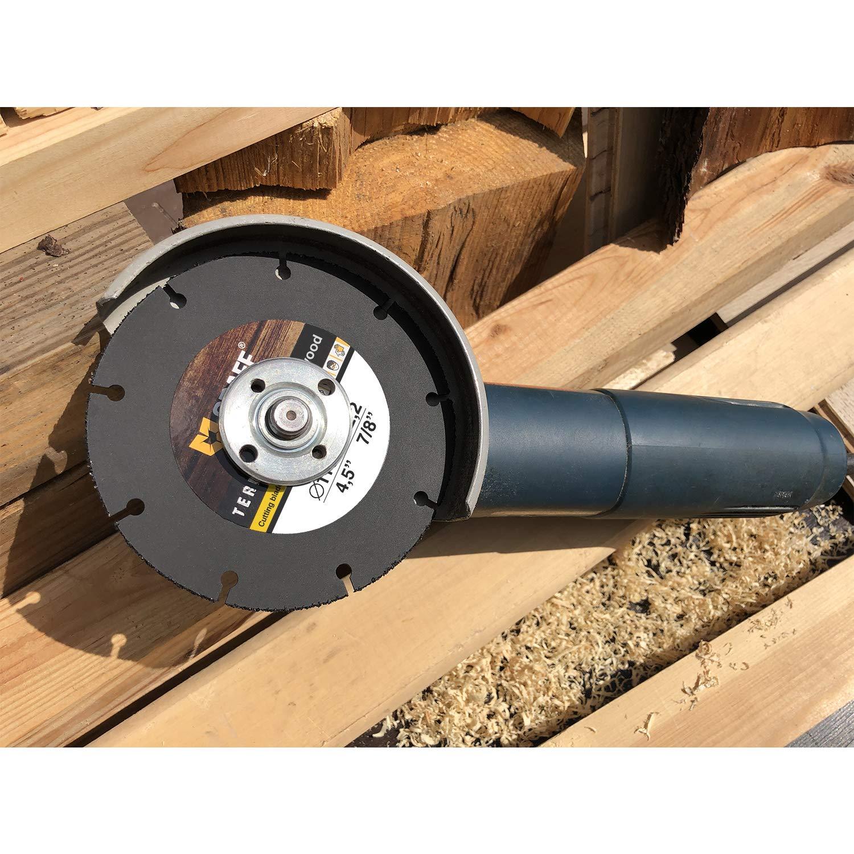 115 mm Laminate Thin Cut of Wood Plastic Wood Cut Off Wheel GRAFF Termit for Angle Grinder