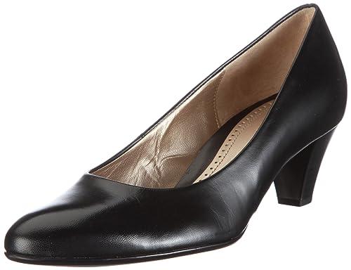 40 Schwarzschwarz 5 Gabor Black Pumps Shoes Size Womens 6 Eu HwwP8I