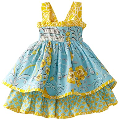 5d2070ca5dd9 Amazon.com  Jelly The Pug Baby Girls  Poem Sassy Dress