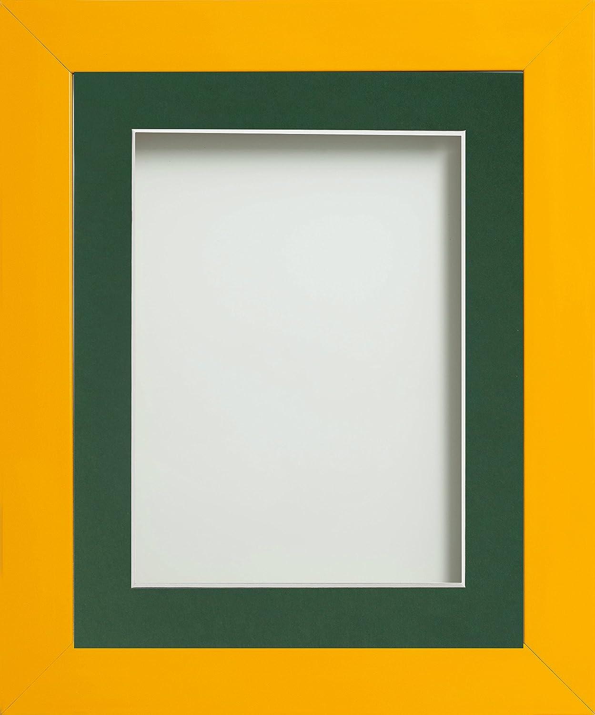 Frame Company Bilderrahmen, Candy-Kollektion, plastik, Dijon, 14x11 ...