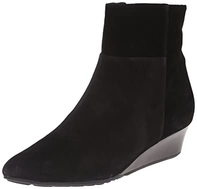 Cole Haan Tali Luxe Bootie 40 Black Leather Women