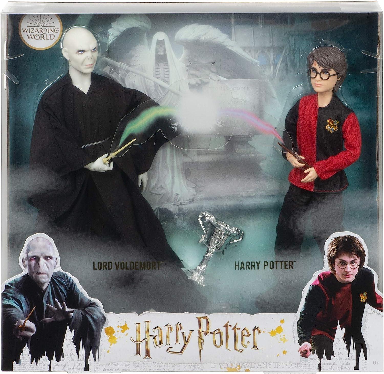 HARRY POTTER Lord Voldemort Dolls