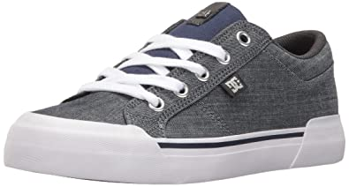 DC Women's Danni TX SE Skateboarding Shoe, Denim, ...