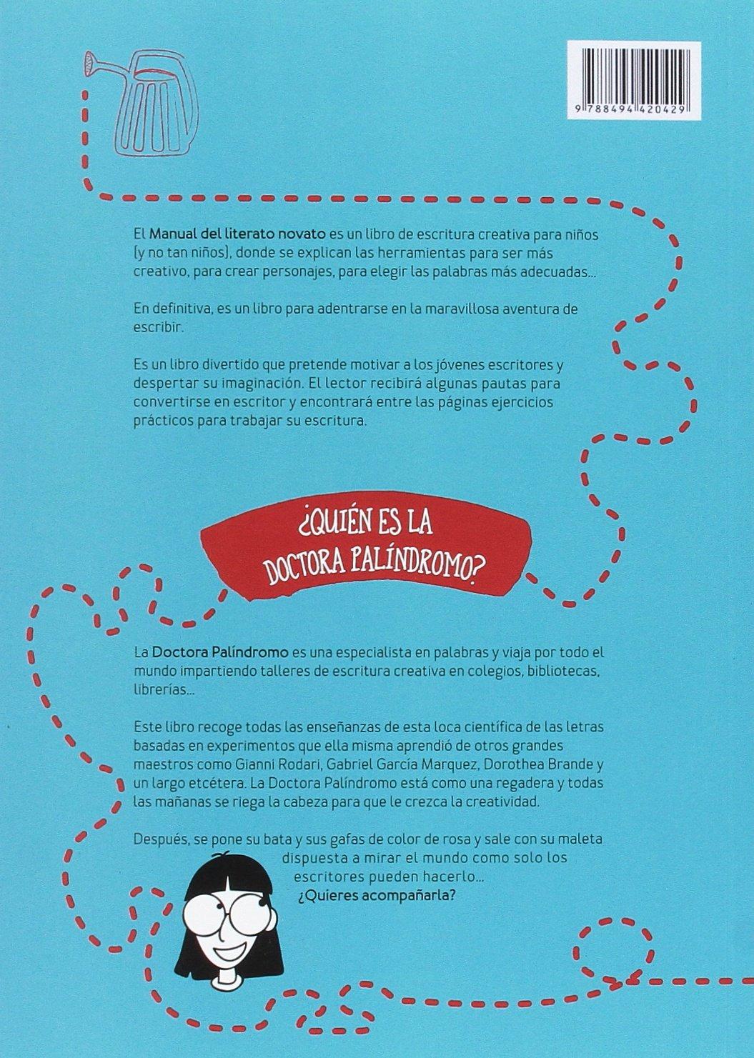 Manual del literato novato: Laura Bermejo: 9788494420429: Amazon.com: Books
