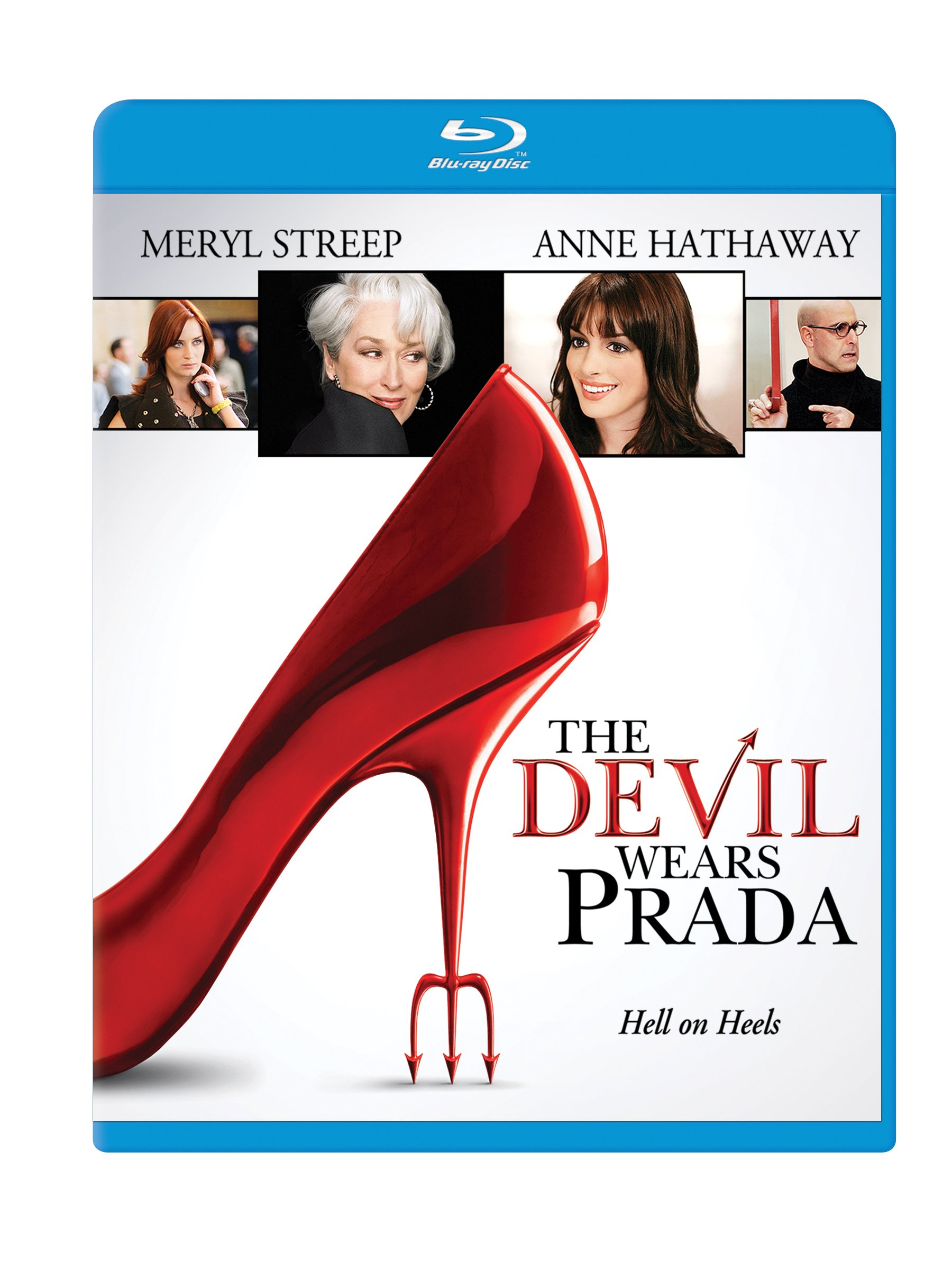 Blu-ray : The Devil Wears Prada (10th Anniversary) (Digital Theater System, Digitally Mastered in HD, Dubbed, , Dolby)