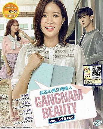 Amazoncom Gangnam Beauty Complete Tv Series Korean Tv Series 1