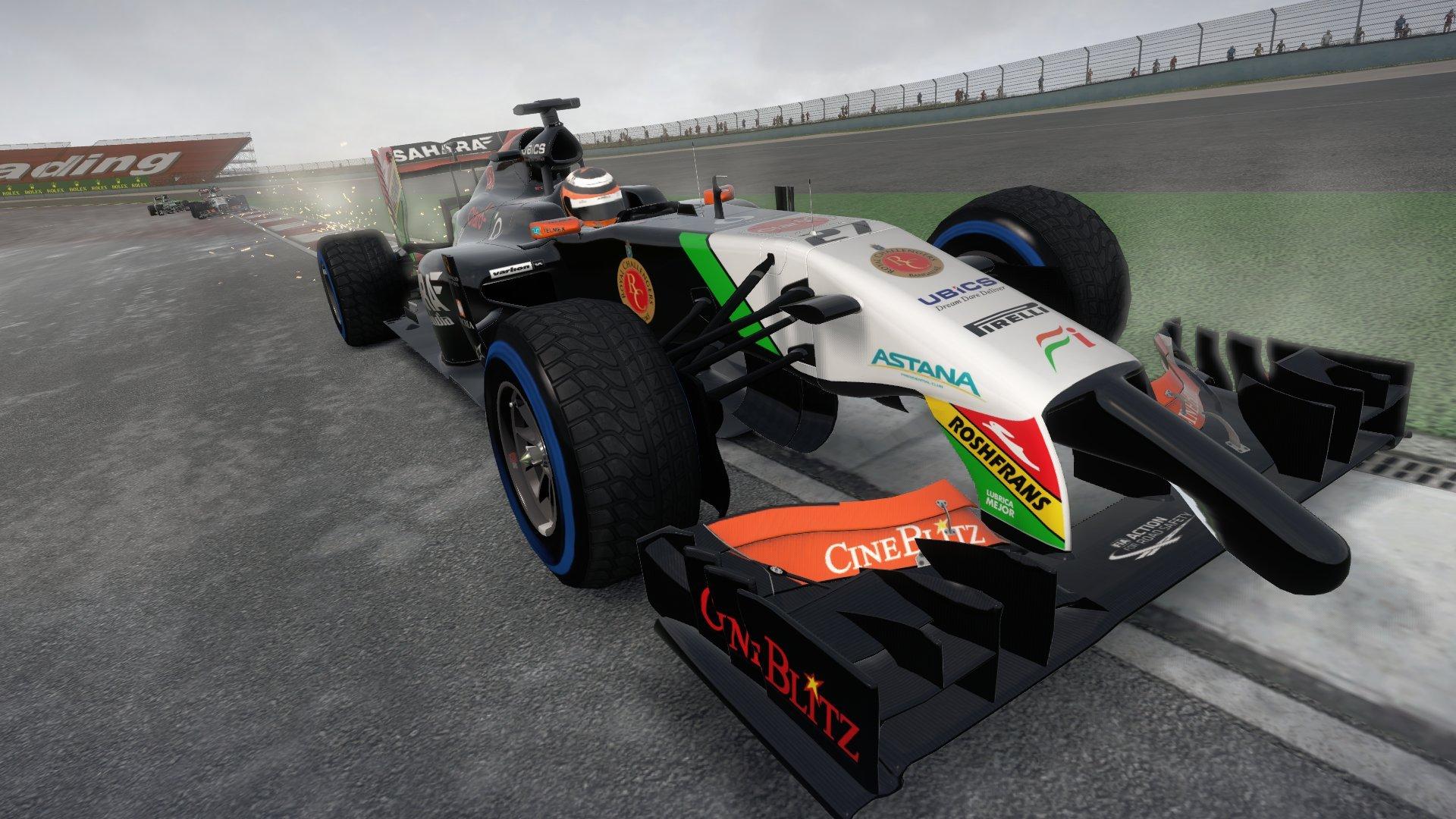 F1 2014 (Formula 1) - PlayStation 3 by Bandai (Image #16)