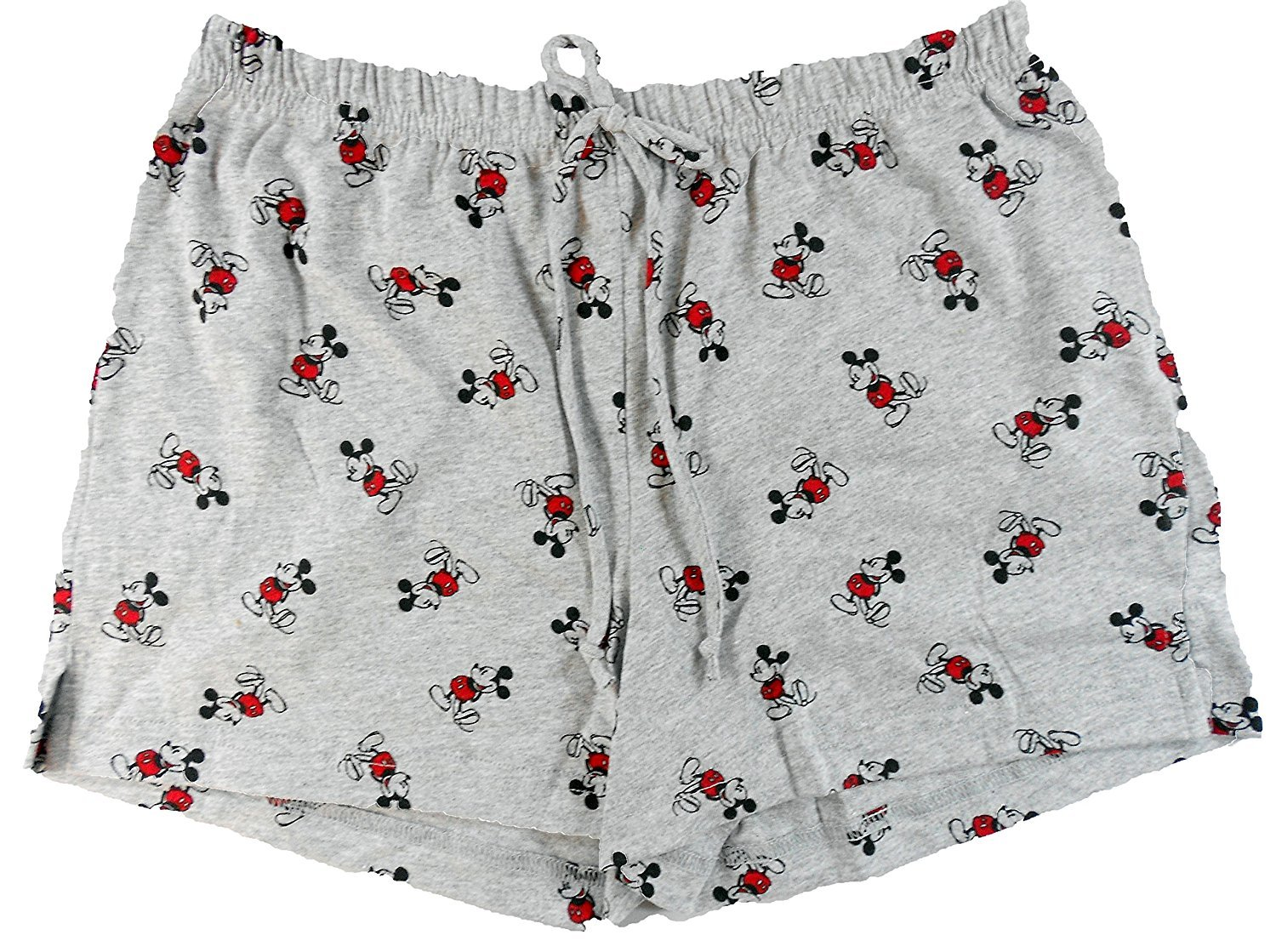 Disney Womens Retro Old School Mickey Mouse Shorts (Medium 7/9)