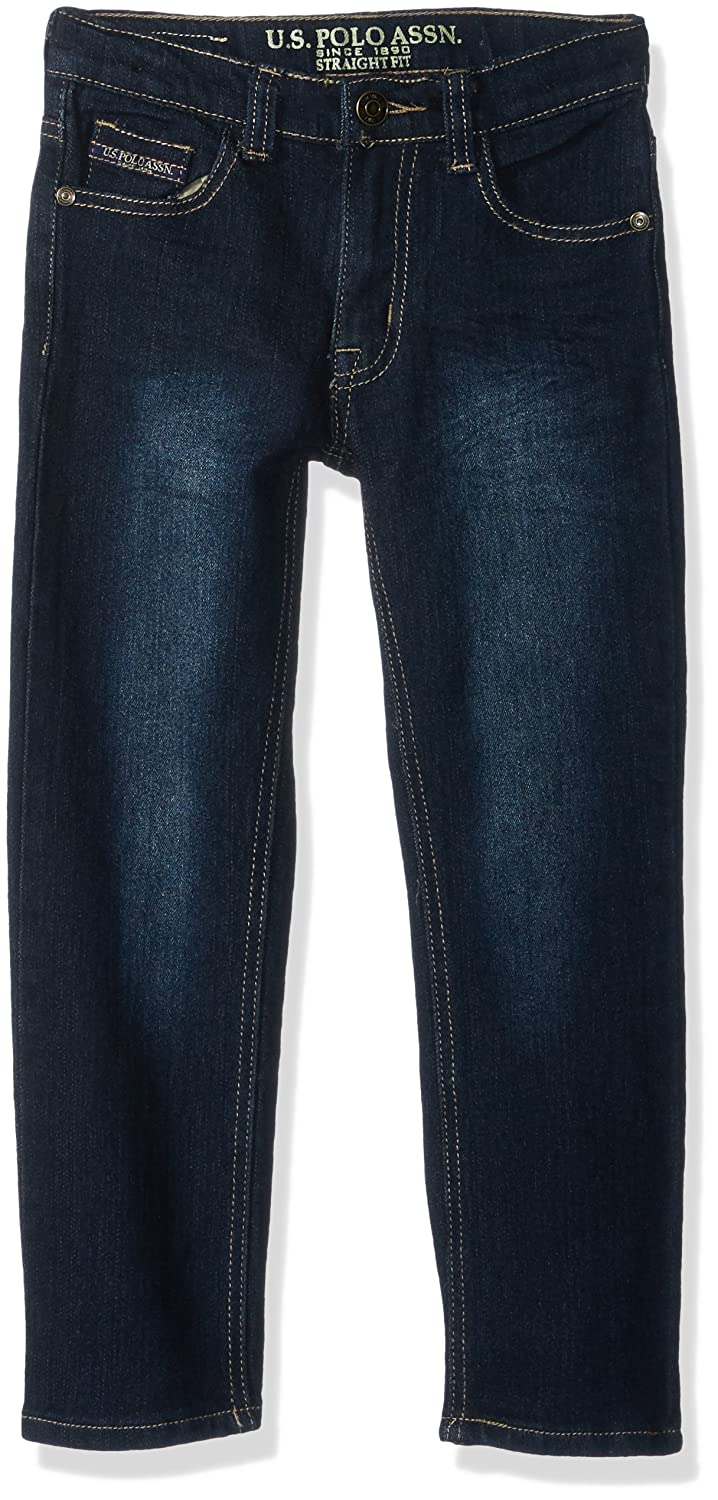 Little Boys Denim Jean 7 U.S Polo Assn Tinted Indigo