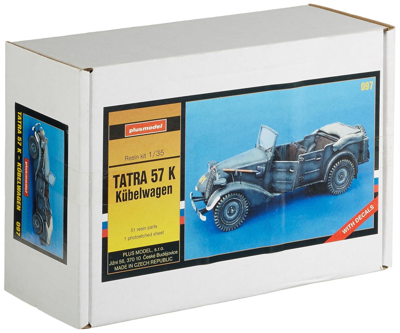 Plus-Model 97 - Tatra 57 K Kuuml;belwagen