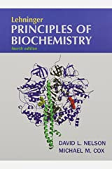 Lehninger Principles of Biochemistry, Fourth Edition with CDROM Hardcover