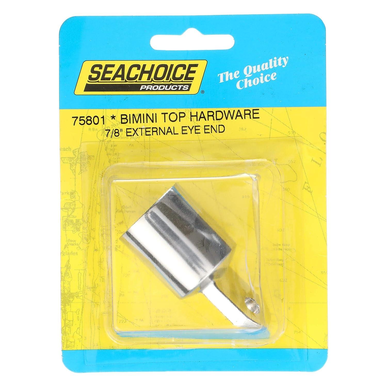 Seachoice Terminal INOX 316 para Toldo Bimini