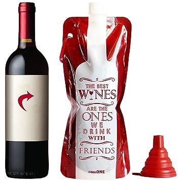 Amazon.com | Take a Wine - Unique gift Ideas! Flexible Unbreakable ...