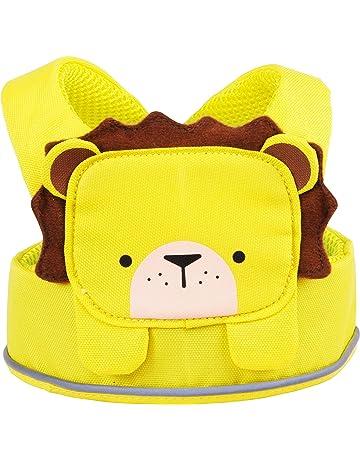 d5825996500 Trunki ToddlePak - Fuss Free Toddler Walking Reins   Kids Safety Harness –  Leeroy Lion (