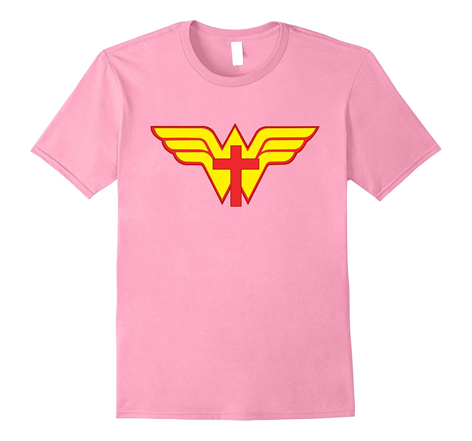 JESUS IS MY SUPERHERO T-shirt for Women