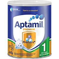 Aptamil Premium Pronutra H+ Etapa 1 Formula para Lactantes para 0-6 Meses, 400 g