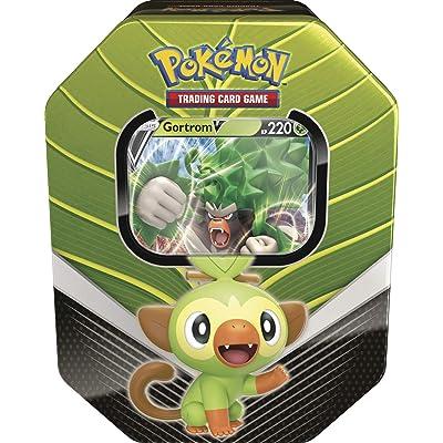 Pokémon International 45185 Pokémon Company International 45185-PKM PKM Pokemon Tin 82: Toys & Games