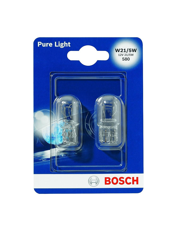 Bosch 1987301079 W21/5W Brake Lights Robert Bosch GmbH