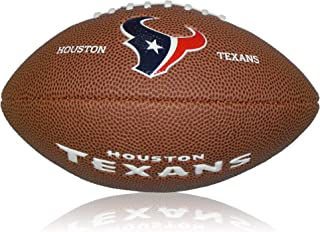 WILSON NFL Mini Houston Texans Logo Ballon de Football américain